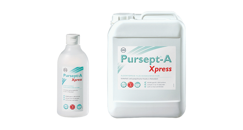 Pursept<sup>&reg;</sup>-A Xpress